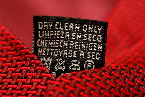 "The Truth About ""Dry Clean Only"""