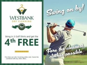 Westbank Golf Shirts Coupon