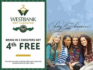 Westbank 4th Sweater Free Coupon
